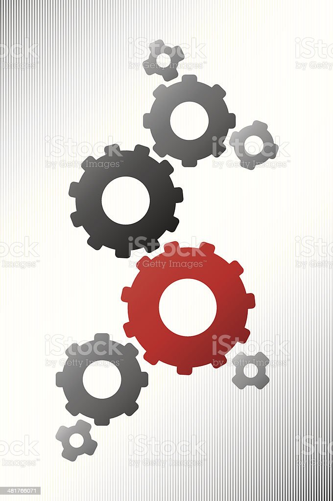 Gears royalty-free gears stock vector art & more images of arranging