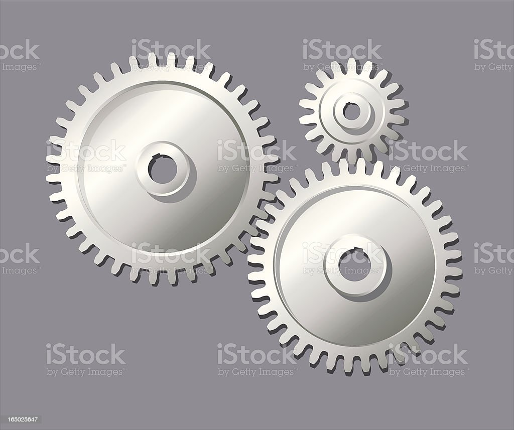 Gears vector royalty-free gears vector stock vector art & more images of activity
