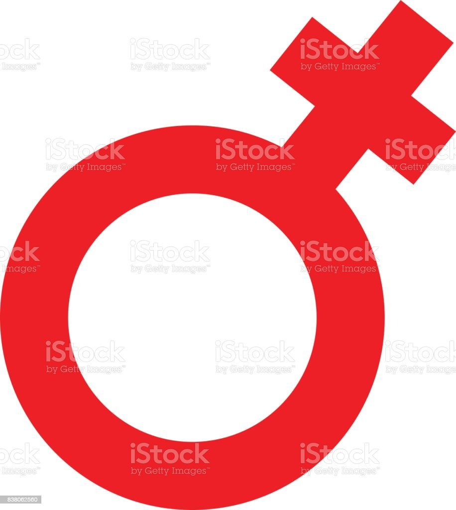 Gender Inequality And Equality Icon Symbol Male Female Girl Boy