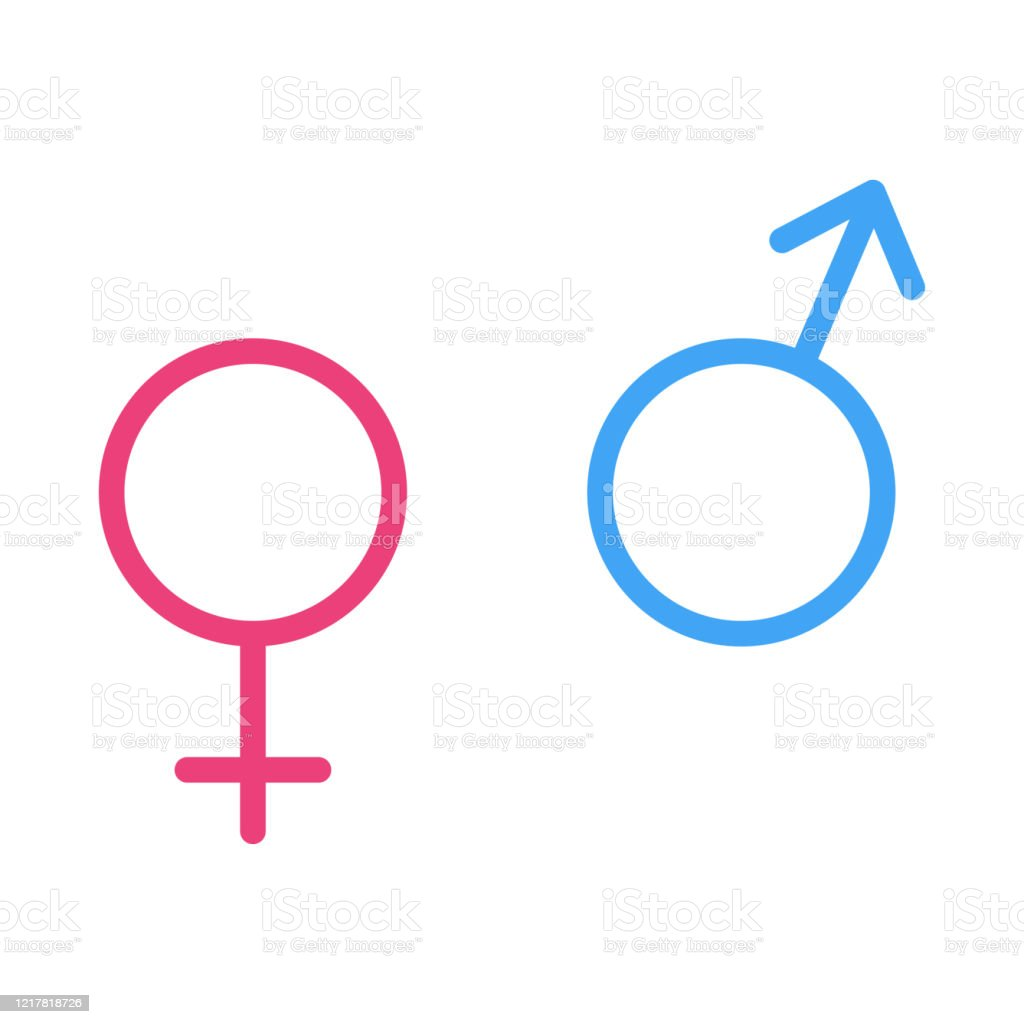 gender symbol male and female vector flat icon stock illustration download image now istock https www istockphoto com vector gender symbol male and female vector flat icon gm1217818726 355627861