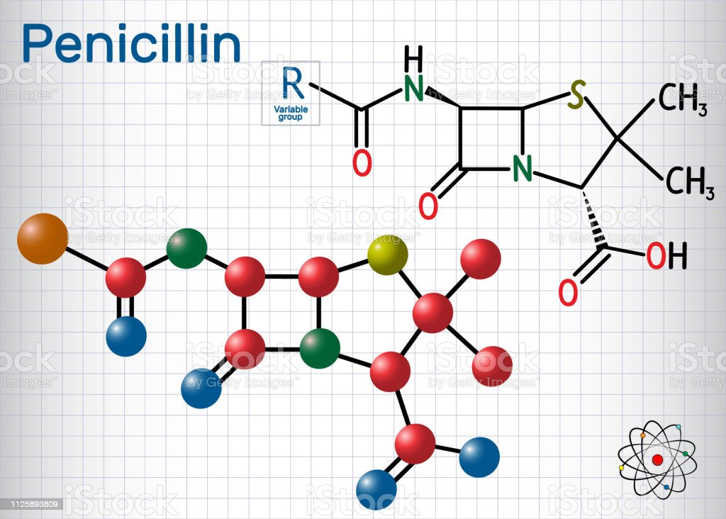 antibiotika penicillin