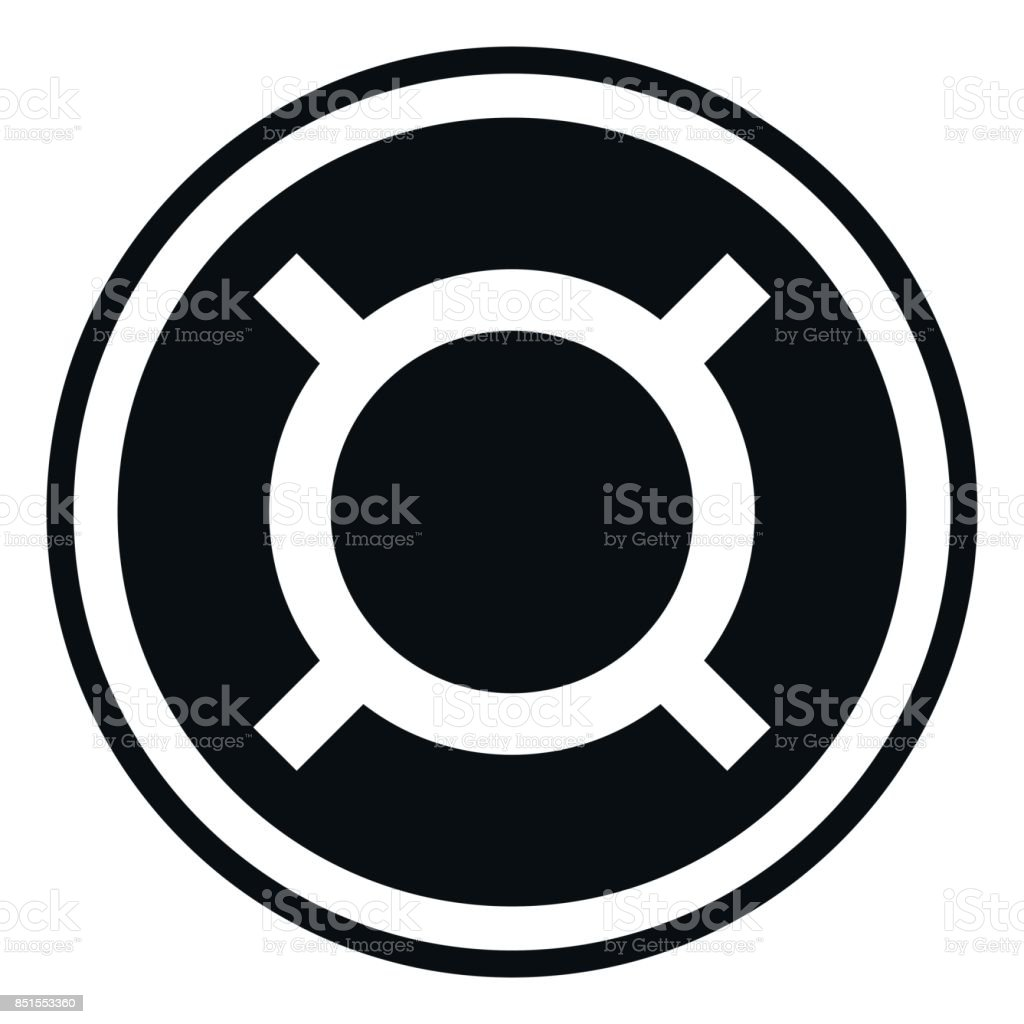 Generic Currency Symbol Icon Stock Vector Art More Images Of Bank