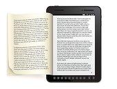 Generic e-book Reader Concept