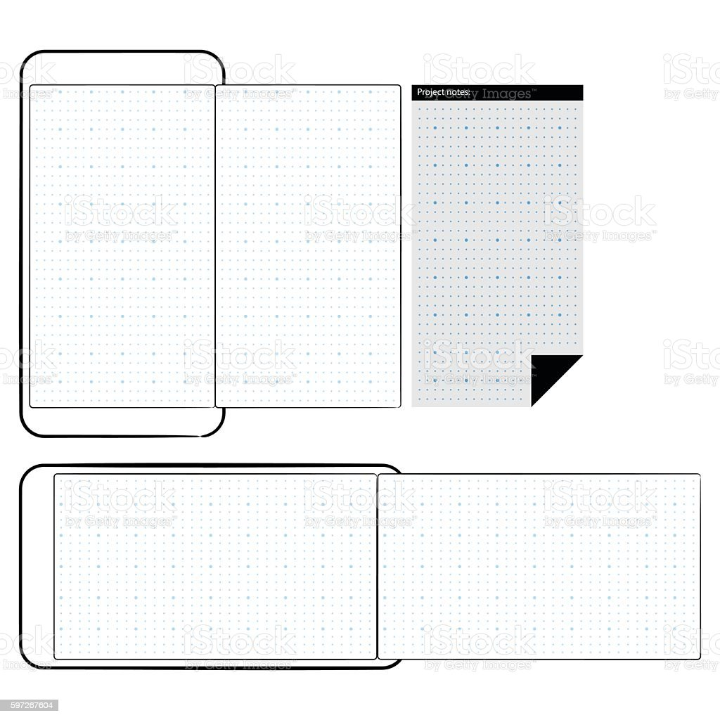 Generic smartphone template with dot grid royalty-free generic smartphone template with dot grid stock vector art & more images of communication