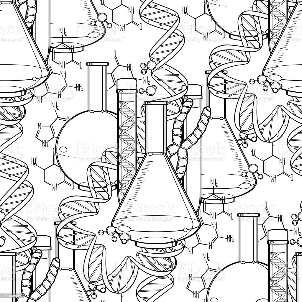 333 Chemistry Coloring Pages Illustrations & Clip Art - IStock