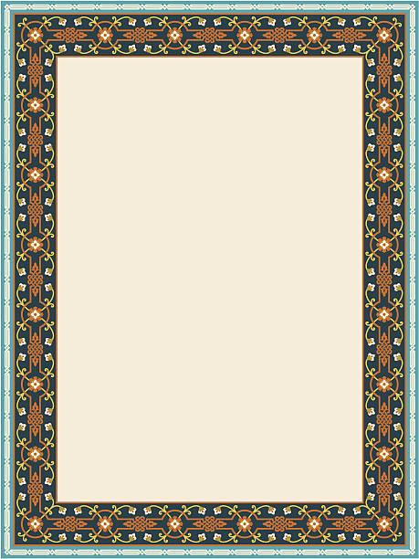 Royalty Free Clip Art Of A Medieval Border Designs Clip ...