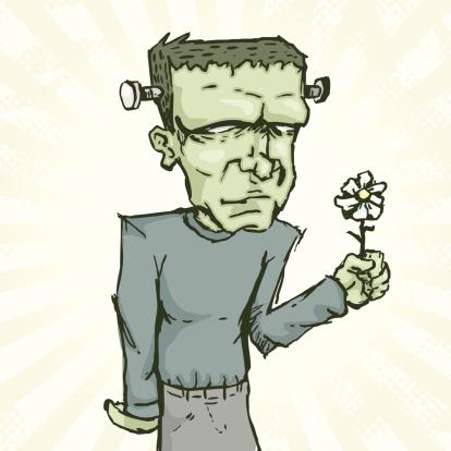 Gentle Monster Stock Illustration - Download Image Now