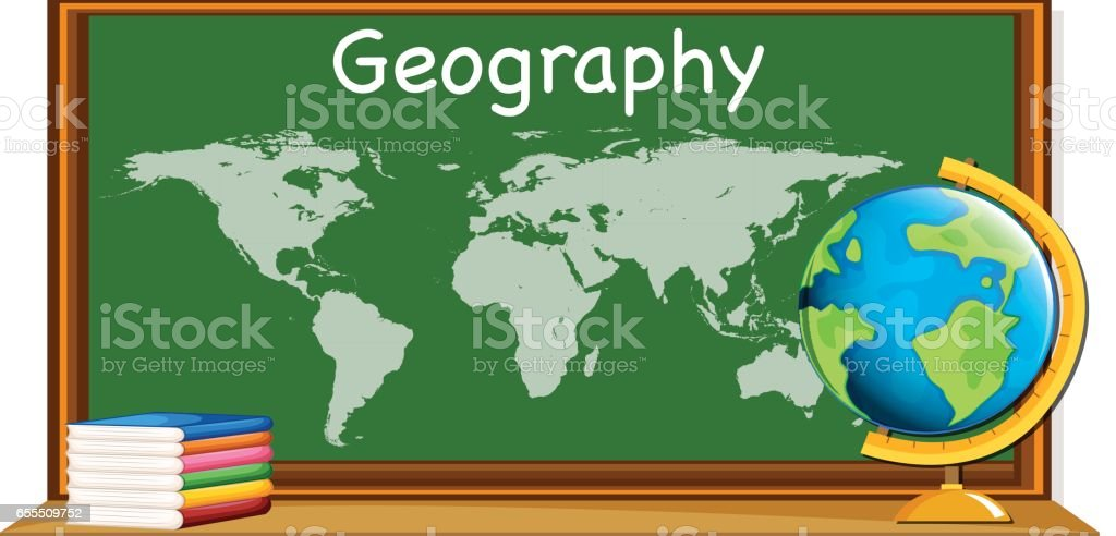 Geography subject with worldmap and books arte vectorial de stock geography subject with worldmap and books geography subject with worldmap and books arte vectorial de gumiabroncs Gallery