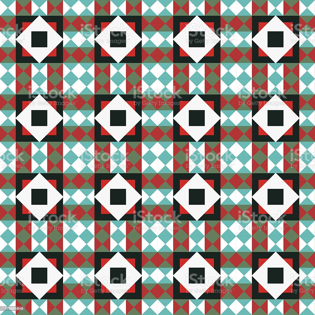 Geometic pattern royalty-free stock vector art