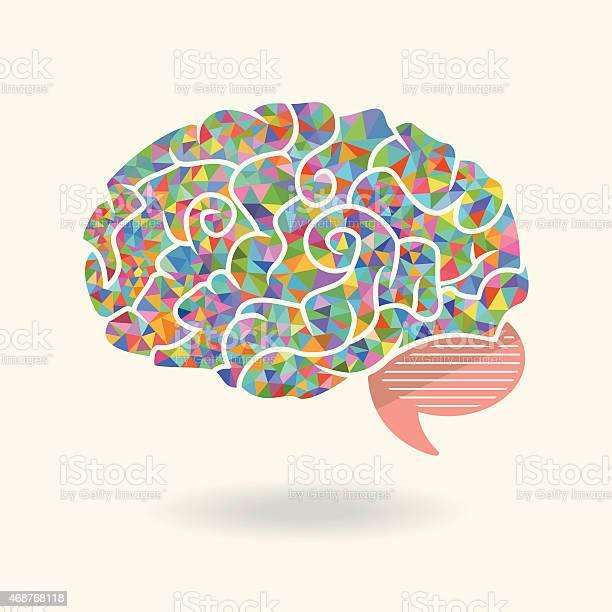 Geometric abstract brain vector id468768118?b=1&k=6&m=468768118&s=612x612&h=7kojiswzmyqg8iu0fubpdpsenzec6aymgj6 mnbawkm=