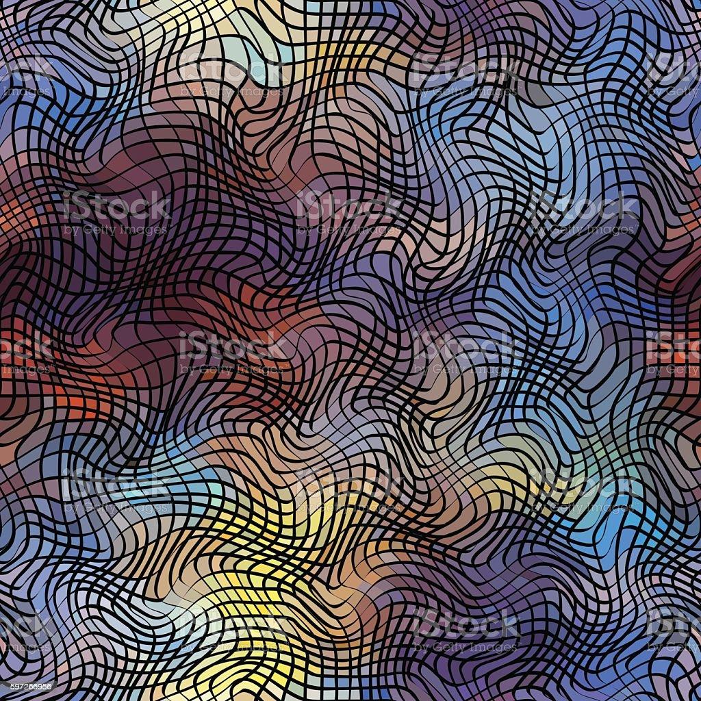 Abstrait motif géométrique. abstrait motif géométrique – cliparts vectoriels et plus d'images de abstrait libre de droits