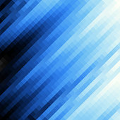 Blurred background. Geometric abstract pattern in low poly style. Effect of a glass.