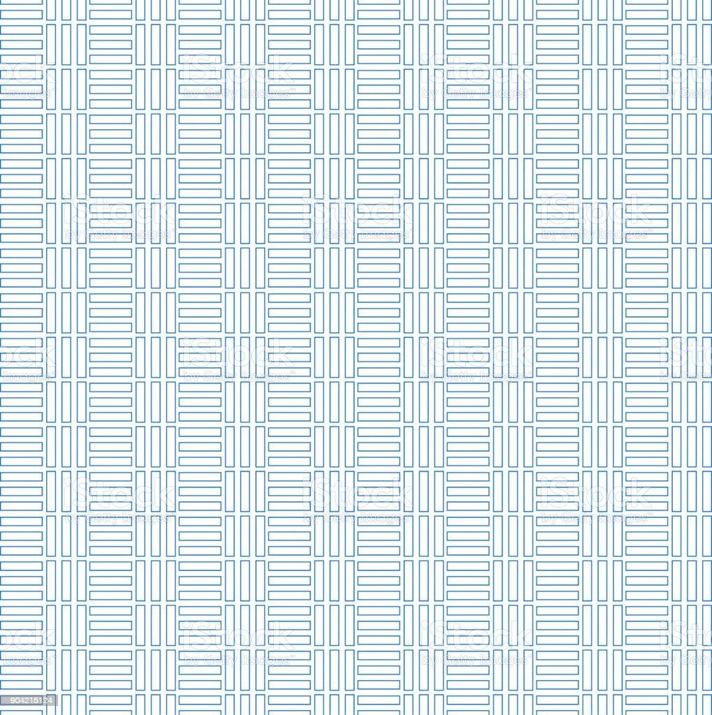 Geometrische Abstrakte Stein Wandgestaltung. Vektor Illustration Nahtlos.  Lizenzfreies Geometrische Abstrakte Stein Wandgestaltung Vektorillustration