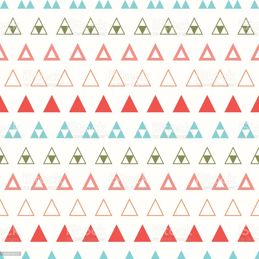 Geometric color abstract seamless pattern with triangle. Wrapping. Print. Background. geometric color abstract seamless pattern with triangle wrapping print background - arte vetorial de stock e mais imagens de abstrato royalty-free