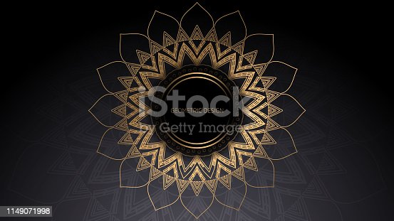 geometric design patterns Background