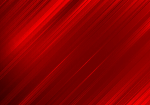Geometric Elements Dark Red Color Abstract Background Modern Design Stock Illustration Download Image Now