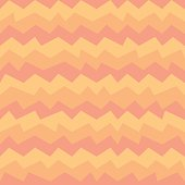 Geometric fall pattern in pastel orange and red colors