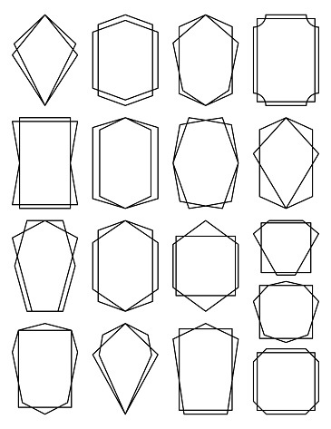 Geometric Frame Set