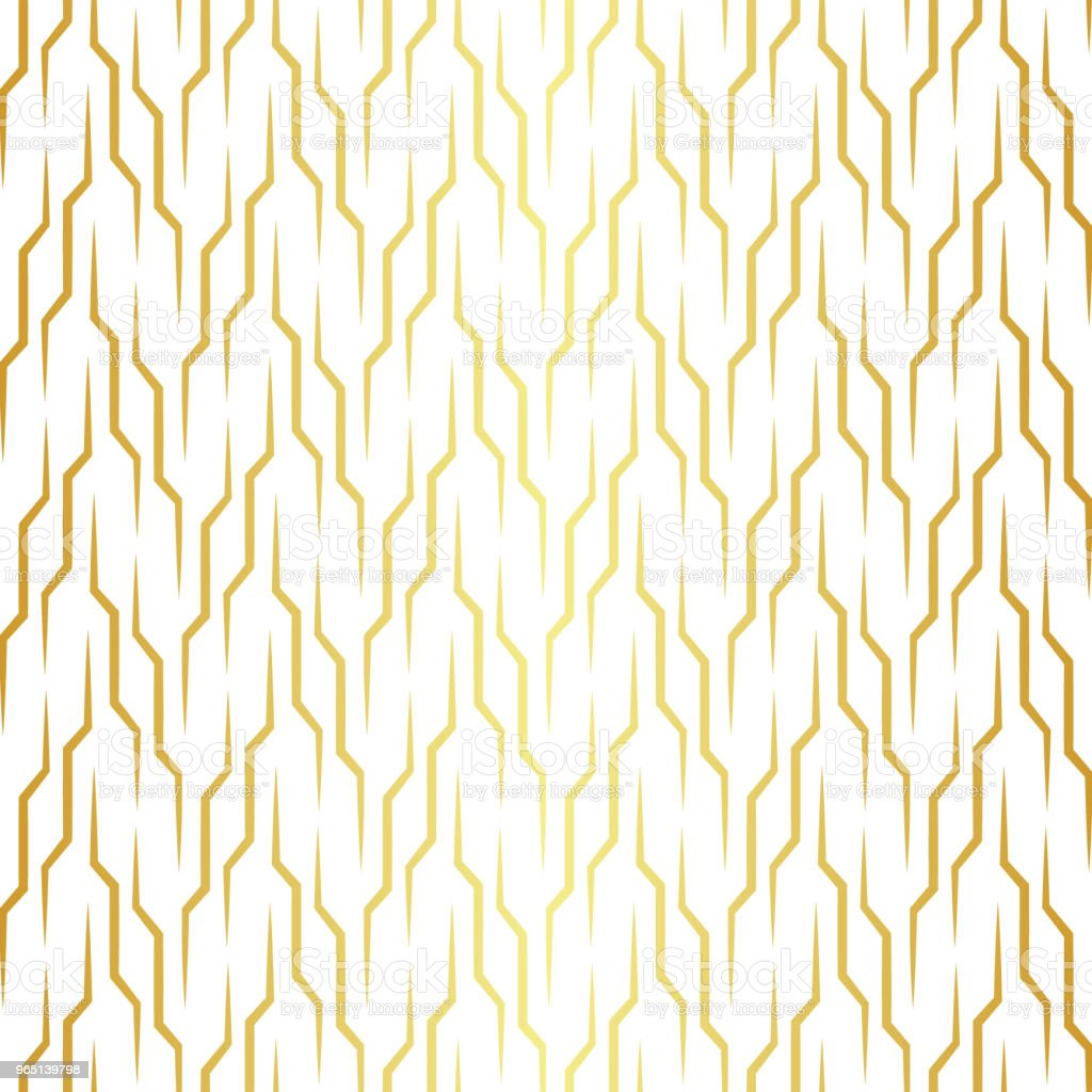 Geometric golden seamless pattern royalty-free geometric golden seamless pattern stock vector art & more images of abstract
