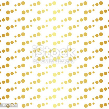 Geometric Golden Seamless Pattern Stock Vector Art & More Images of Abstract 965428900