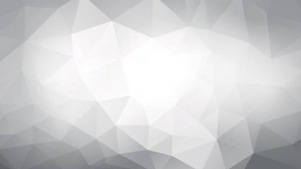 geometric gray background vector art illustration