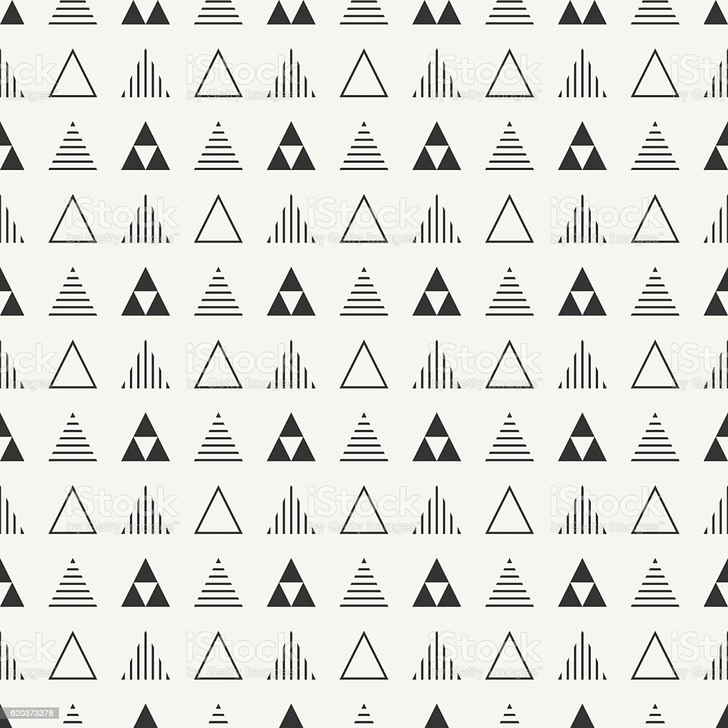 Geometric line abstract seamless pattern with triangle. Wrapping paper. Background geometric line abstract seamless pattern with triangle wrapping paper background - arte vetorial de stock e mais imagens de abstrato royalty-free