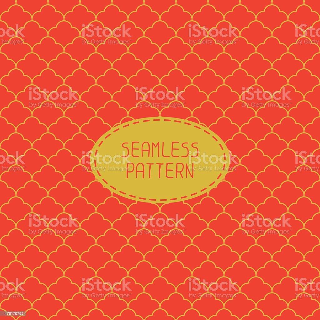 Geometrischechinesische Nahtlose Muster Wrapping Chinesisches ...