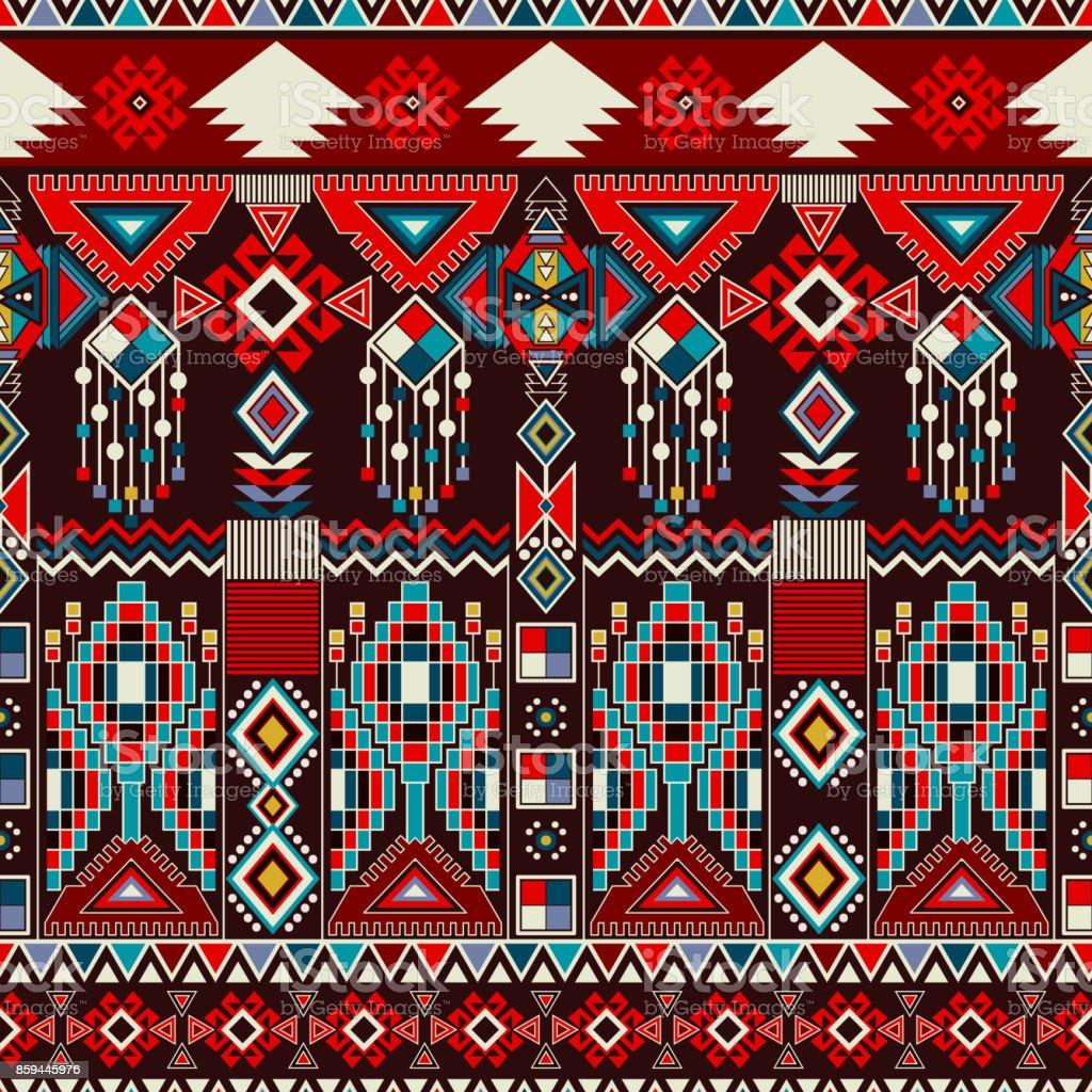 Navajo border designs Border Mexico Geometric Ornament For Ceramics Wallpaper Textile Web Cards Ethnic Pattern Border Ornament Native American Design Navajo Istock Geometric Ornament For Ceramics Wallpaper Textile Web Cards Ethnic