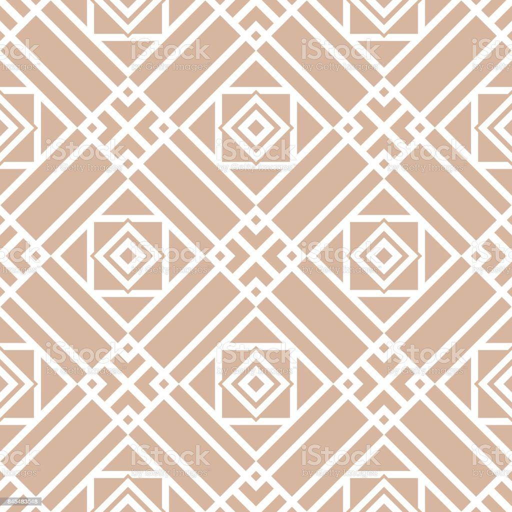 Motif Geometrique Pour Papiers Peints Fond Transparent Beige