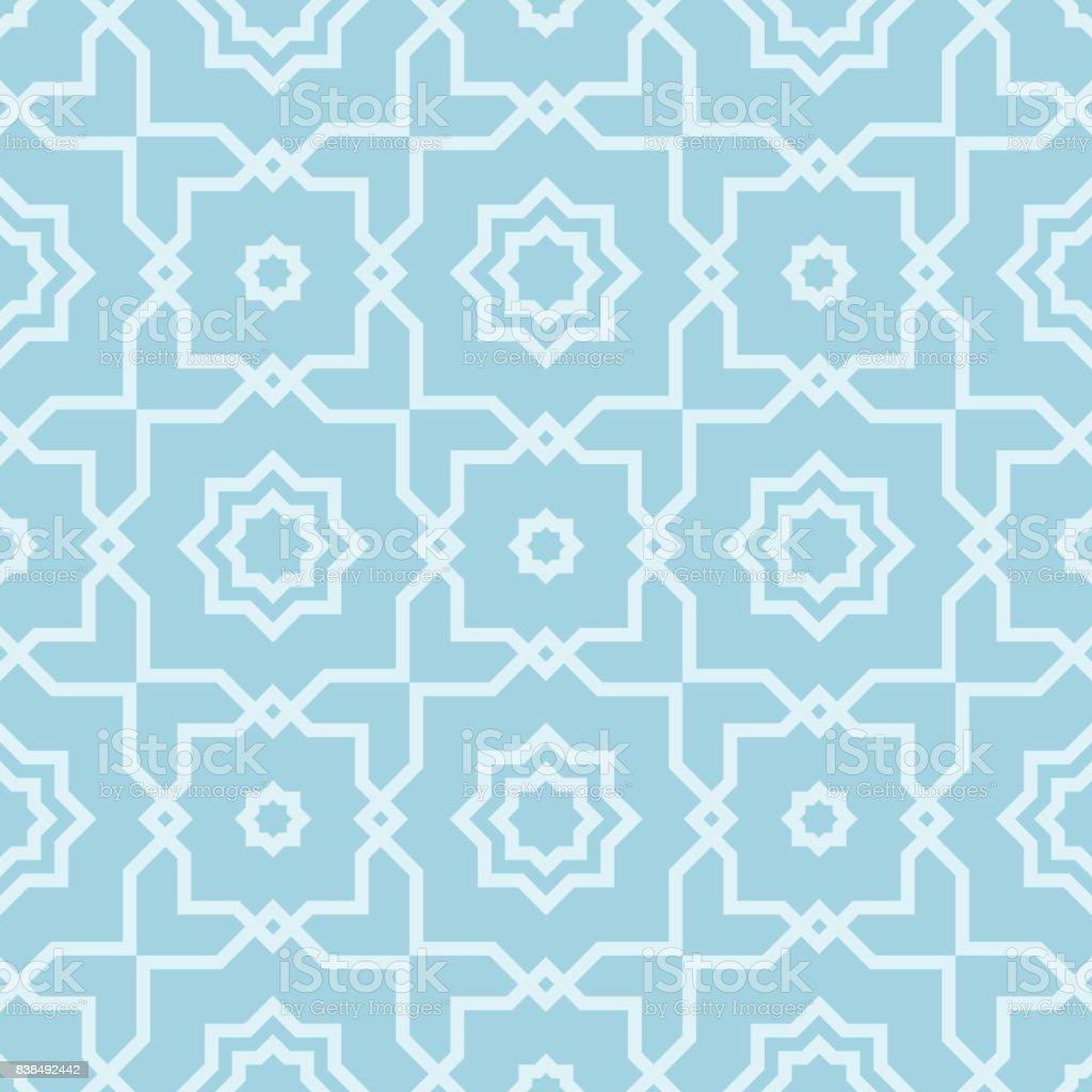 Motif Géométrique Pour Papiers Peints. Arrière Plan Transparent Bleu Et  Blanc Motif Géométrique Pour