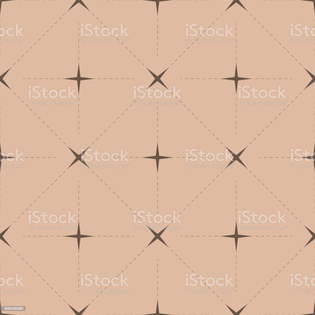 Motif Geometrique Pour Papiers Peints Arriereplan Transparent Marron
