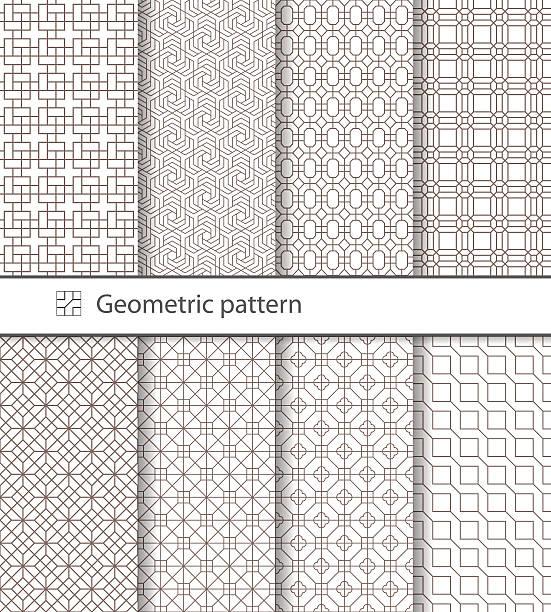 Schnittmuster Vektorgrafiken und Illustrationen - iStock