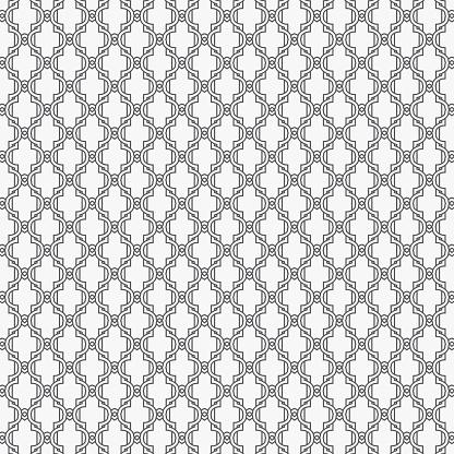 foto de Geometric Pattern Simple Fashion Fabric Print Vector Repeating ...