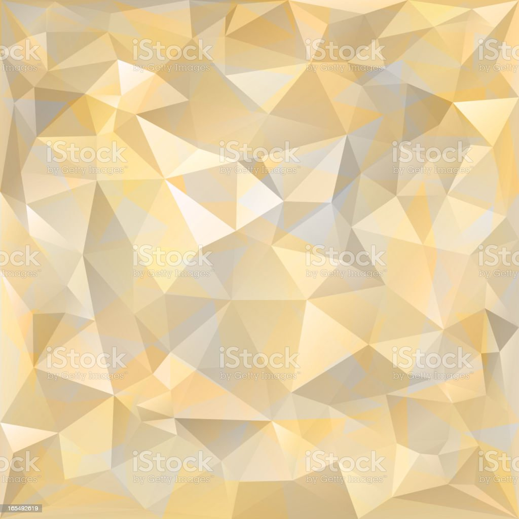 Geometric pattern, triangles background. royalty-free stock vector art