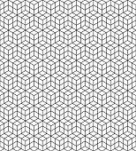 seamless geometric pattern background design