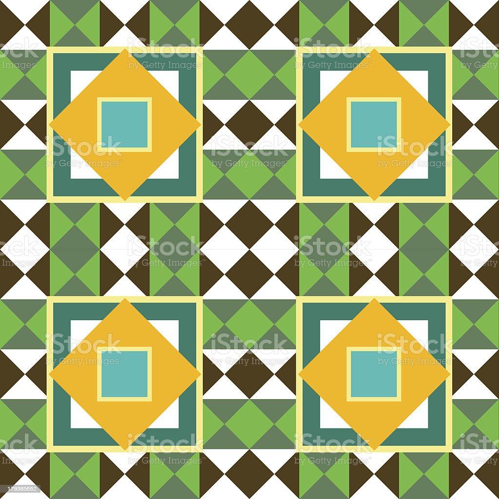 Geometric pattern royalty-free stock vector art