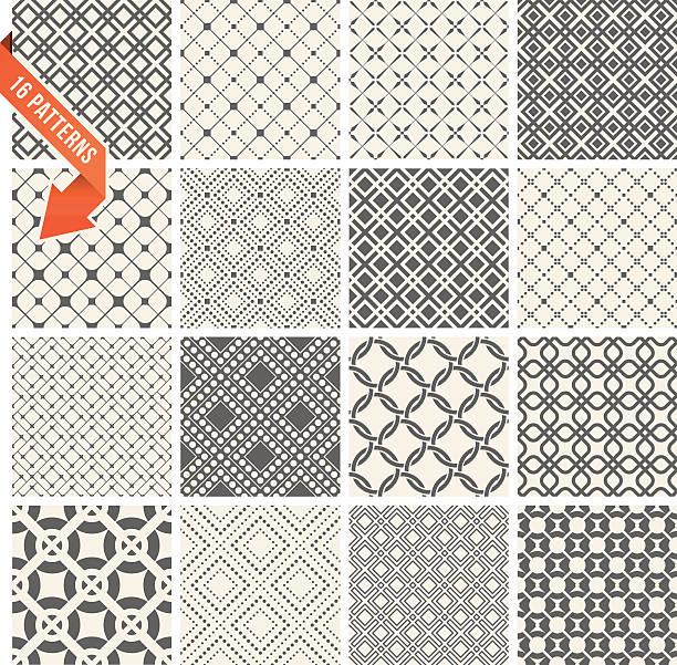 Geometric Pattern vector art illustration