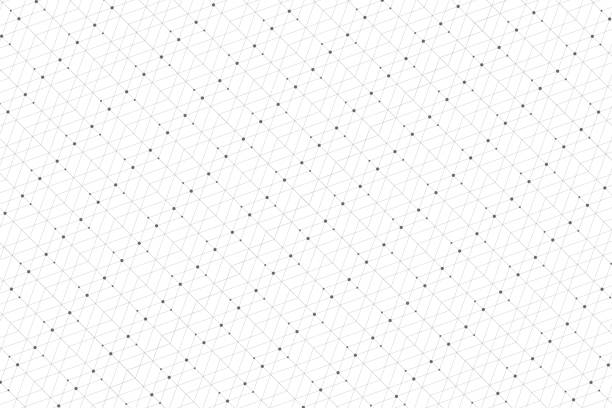 Geometric pattern with connected lines and dots. Graphic background connectivity. Modern stylish polygonal backdrop communication compounds for your design. Lines plexus. Vector illustration vector art illustration