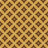 Geometric Seamless pattern background. Batik design seamless pattern with eps10. textile design for manufacturing