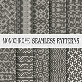 Geometric Seamless Pattern Collection