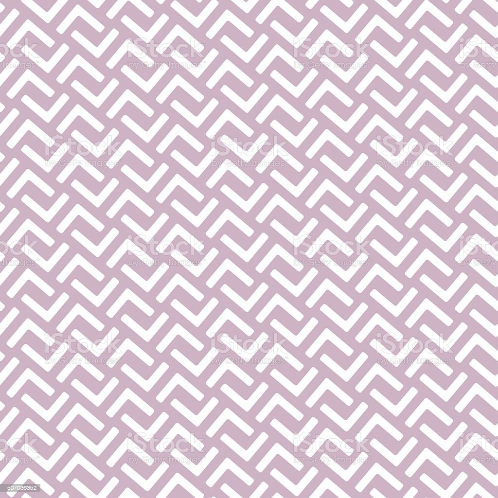 Geometric seamless pattern in east asian style vector art illustration
