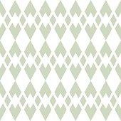 geometric seamless pattern of diamonds