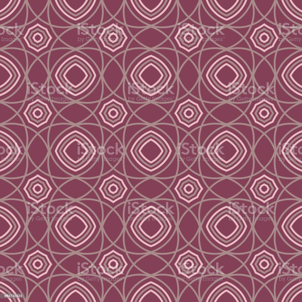 Geometric seamless pattern. Purple red background royalty-free geometric seamless pattern purple red background stock vector art & more images of abstract