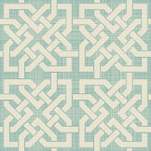 Geometric seamless pattern Turkish, Moroccan, Portuguese tiles, Azulejo, Arabic ornament. Islamic art. Can be used for wallpaper, pattern fills, web page background,surface textures.