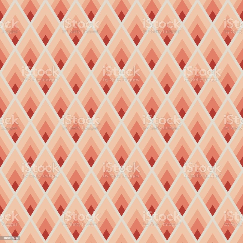 Geometric seamless pattern royalty-free stock vector art