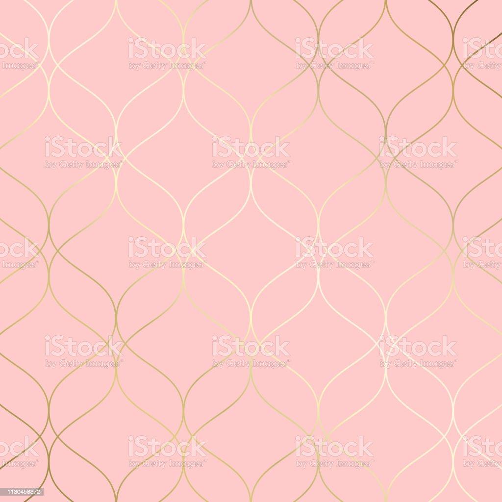 Geometric shape ornament. Modern stylish texture. - arte vettoriale royalty-free di 1980-1989