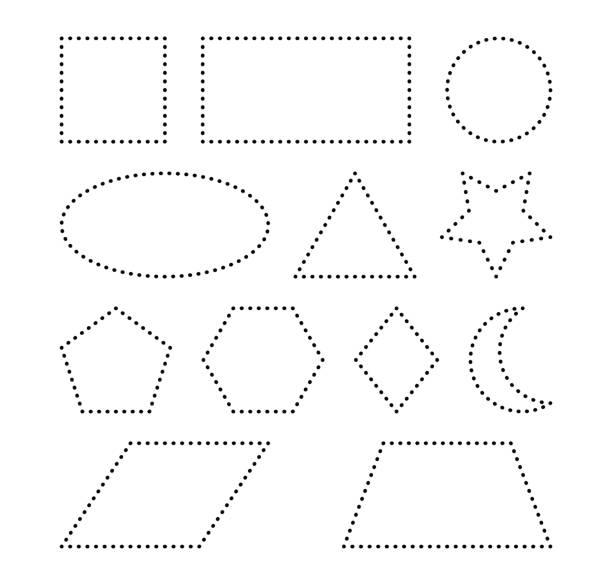 ilustraciones, imágenes clip art, dibujos animados e iconos de stock de formas geométricas vector diseño de icono de símbolo. - fiesta en la oficina