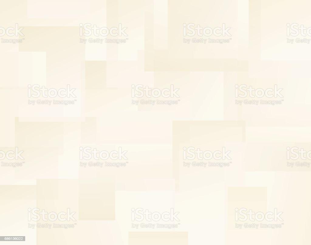 Geometric Tan Background vector art illustration