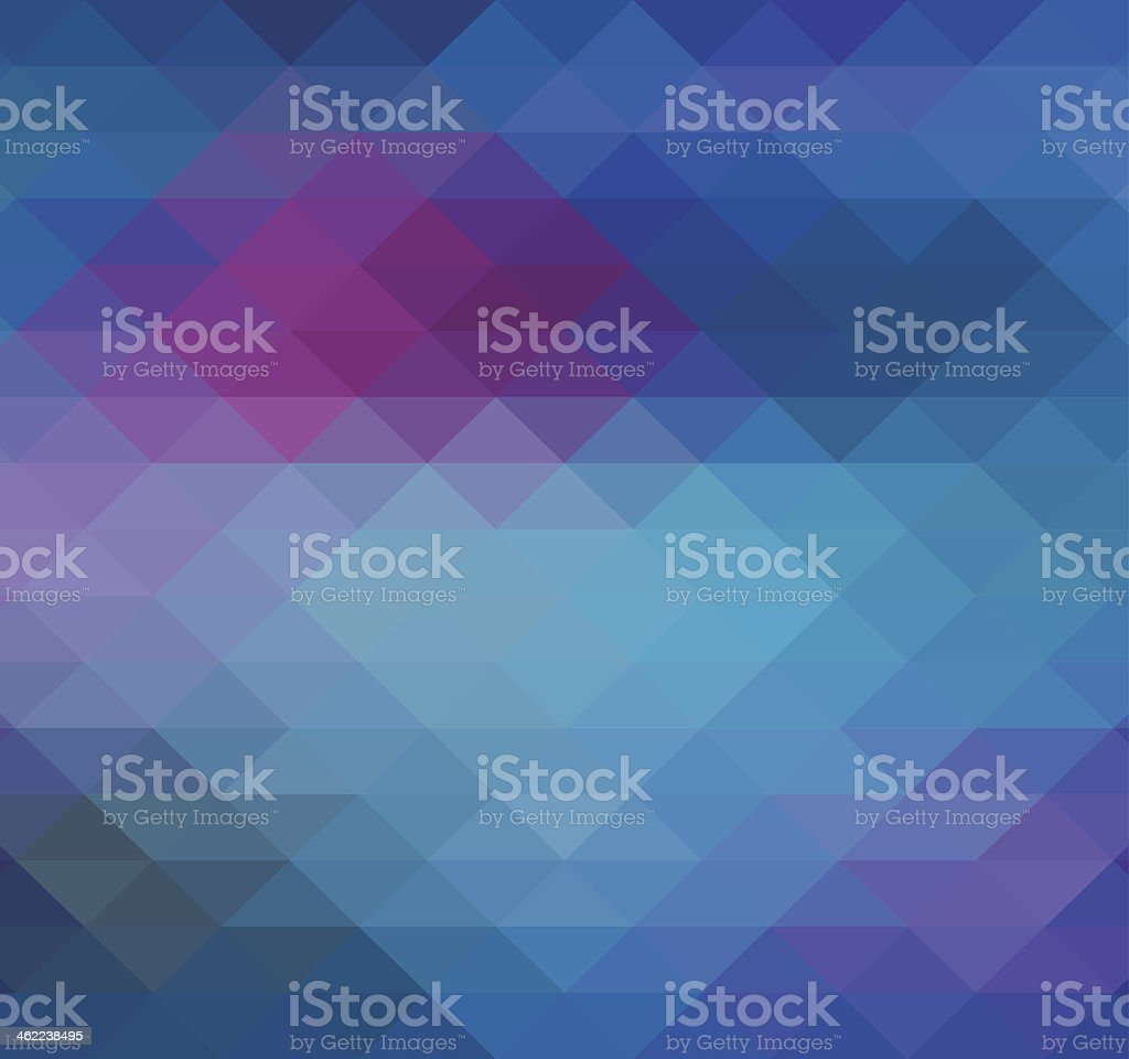 Geometric Triangle neon background pattern royalty-free stock vector art