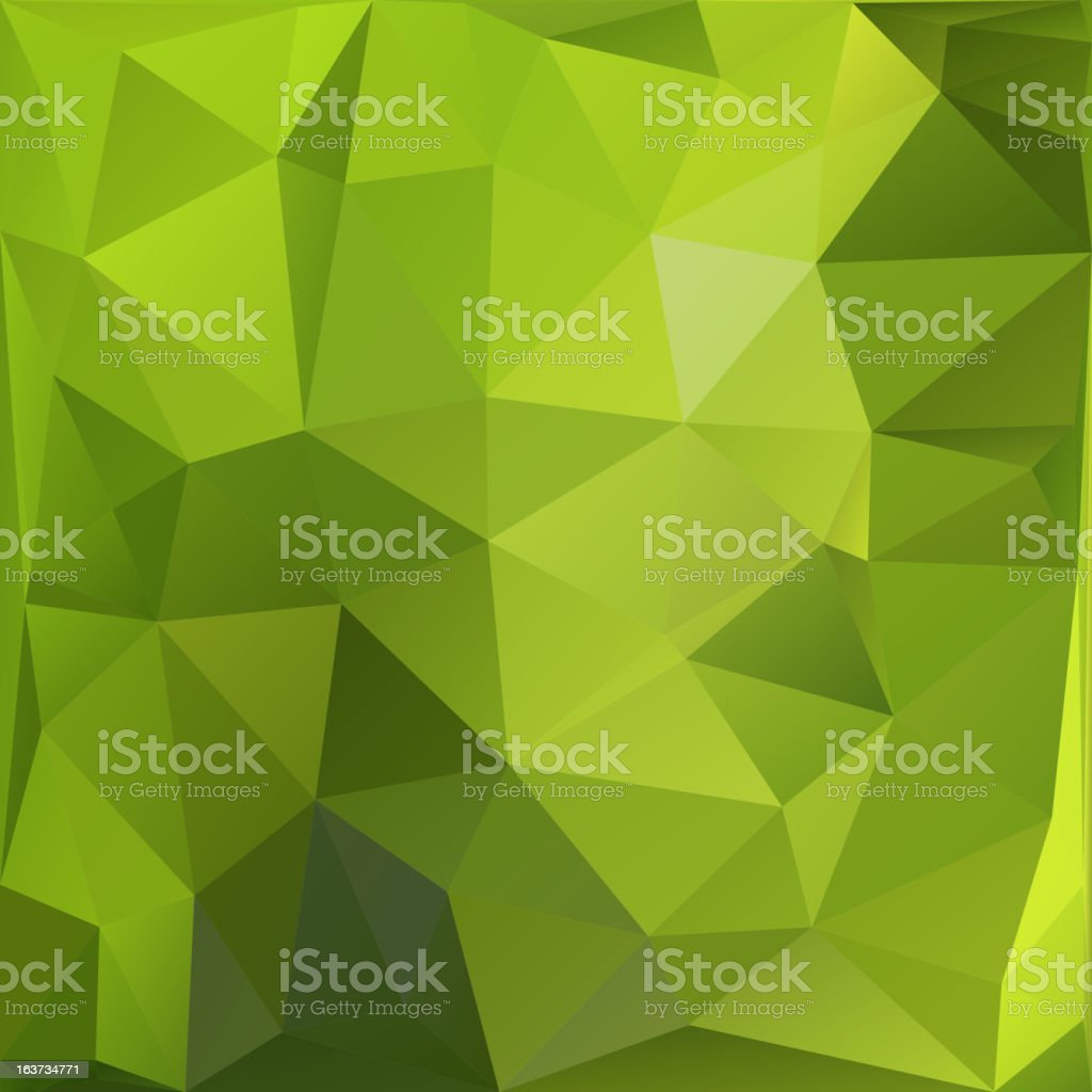 Geometric triangular mosaics background royalty-free geometric triangular mosaics background stock vector art & more images of backgrounds